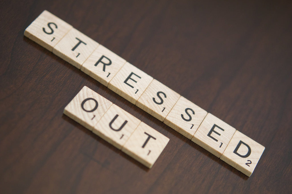 Stressed out at work? We have some ideas